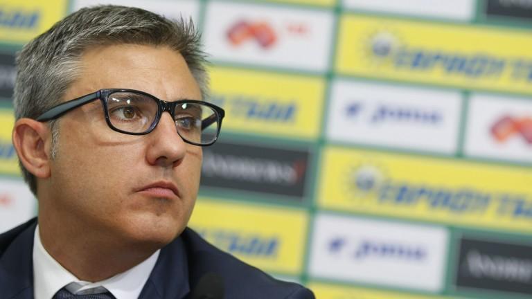 Изпълнителният директор на Левски с коментар за напрежението около тима
