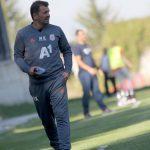 Наставникът на ЦСКА не е доволен от резултата