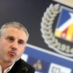 Павел Колев отряза Efbet за генерален спонсор на Левски