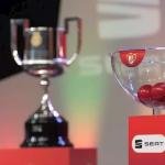 Баските отбори се разминаха на 1/2-финалите за Купата на краля
