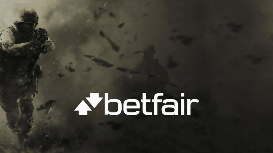 Betfair Регистрация - Ръководство Стъпка по Стъпка 1