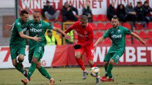 Царско село взе важни 3 точки срещу Витоша при подновяването на efbet Лига