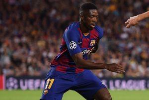 Барселона може и да приеме оферта на Ман Юнайтед за Дембеле