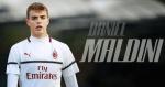 Династията се завръща: Синът на Паоло Малдини дебютира за Милан