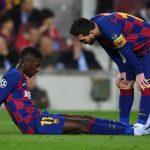 Футболист на Барса с поредна контузия – аут е до края на сезона