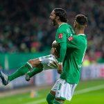 Вердер отстрани Борусия Дортмунд за Купата на Германия в голово шоу
