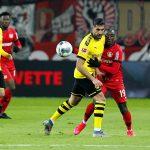 Голов трилър в Леверкузен: Байер обърна Дортмунд в мач със 7 попадения
