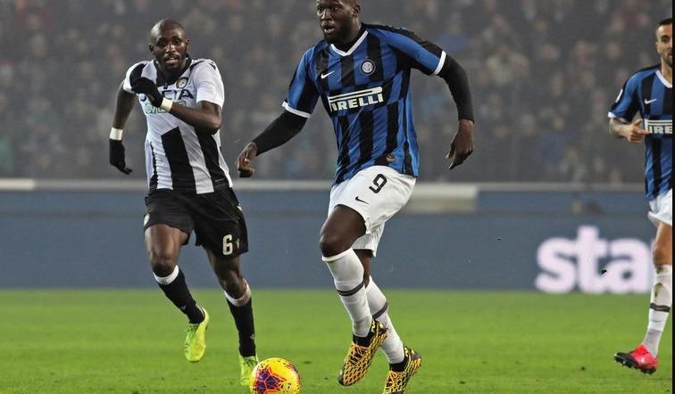 Интер спечели визитата си на Удинезе, Лукаку блесна с 2 гола 1