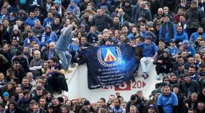 """Левски: Поклон пред нейно величество """"синята"""" публика"""