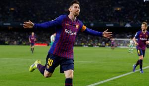 Лионел Меси в топ 5 на европейските лиги по още един показател