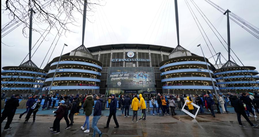 Мачът Манчестър Сити – Уест Хем се отлага