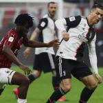 Мачът между Милан и Ювентус за Купата на Италия с рекорден брой зрители