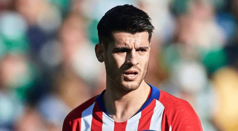 Изглежда сигурно: Алваро Мората се завръща в Ювентус 1