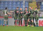 """Наполи спечели трите точки в зрелищен мач срещу Сампдория на """"Мараси"""""""
