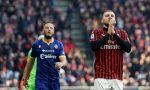 "Милан не успя да пречупи Верона на ""Сан Сиро"""