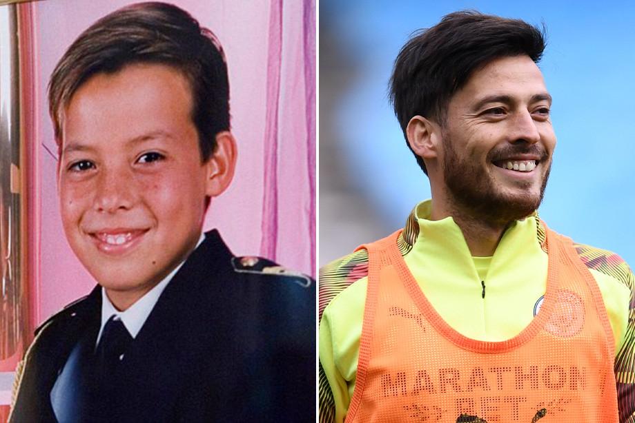 Някои от най-популярните днес футболни звезди като деца СНИМКИ 3