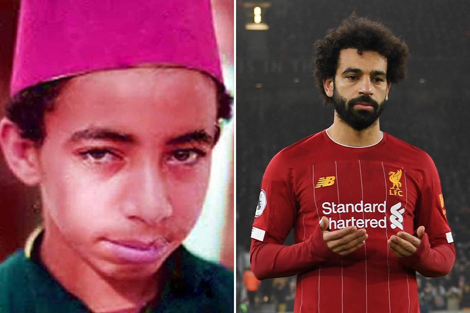 Някои от най-популярните днес футболни звезди като деца СНИМКИ 4