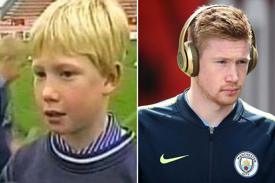 Някои от най-популярните днес футболни звезди като деца СНИМКИ 6