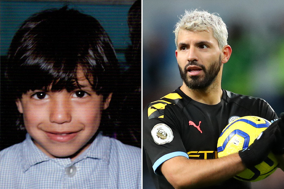 Някои от най-популярните днес футболни звезди като деца СНИМКИ 2