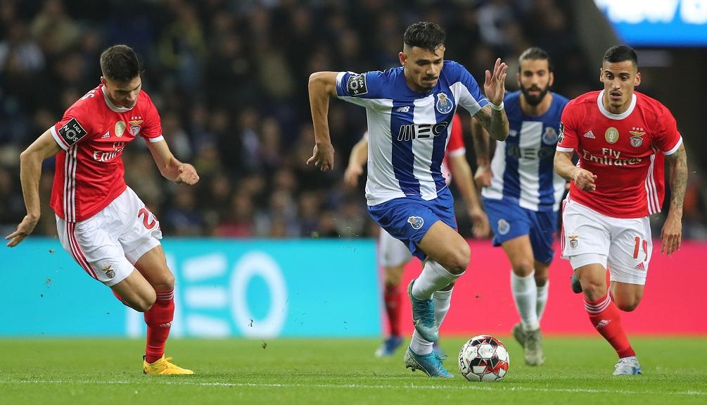 Порто спечели голямото дерби на Португалия срещу Бенфика
