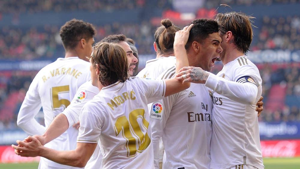 Реал Мадрид с убедителен успех в Памплона – дръпна с 6 точки пред Барса