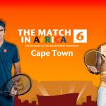 Пред над 50 000 в Кейптаун за историята: Федерер победи Надал в благотворителен мач