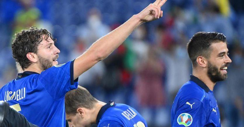 Италия доминира в идеалния отбор на груповата фаза на Евро 2020
