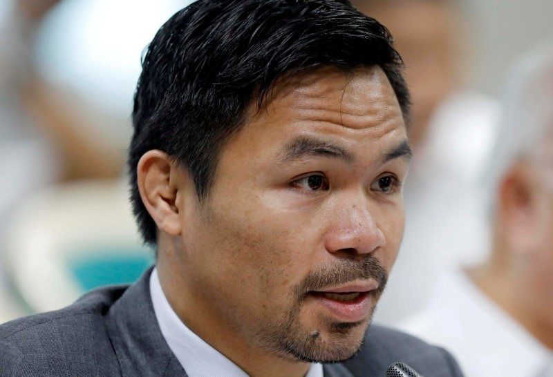 Мани Пакиао обяви оттеглянето си от бокса (ВИДЕО)
