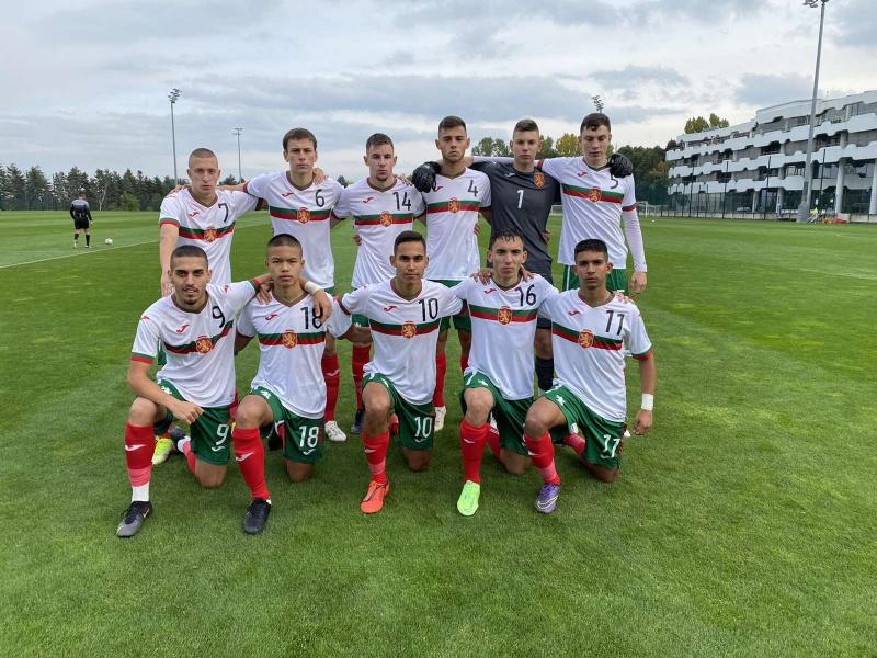 Юношите ни с разгромна победа срещу Кипър
