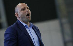 Тити Папазов след загубата: Очевидно ни липсваше енергия