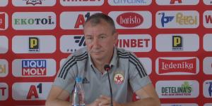 Белчев: Искаме за две минути да вкараме два гола на Клуж