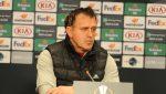 Акрапович преди мача с Клуж: Трябва да вярваме в силите си 2