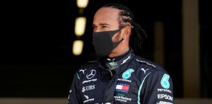 Хамилтън отново отвя конкуренцията, грабна полпозишън за Бахрейн