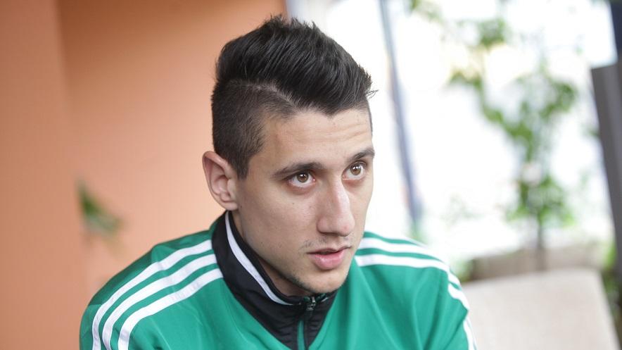 Мишо Александров е близо до трансфер в Славия 1