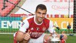 Арсенал се раздели със Сократис 3