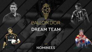 """""""Франс Футбол"""" обяви номинациите за най-добрите халфове"""