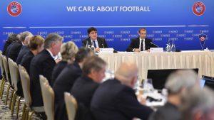 УЕФА удължи всички първенства и турнири в Европа до 30 юни