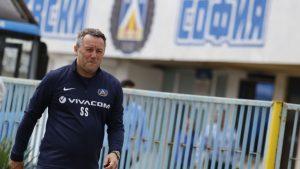 Стоянович подписва с Левски до часове, води отбора срещу Локо Пд
