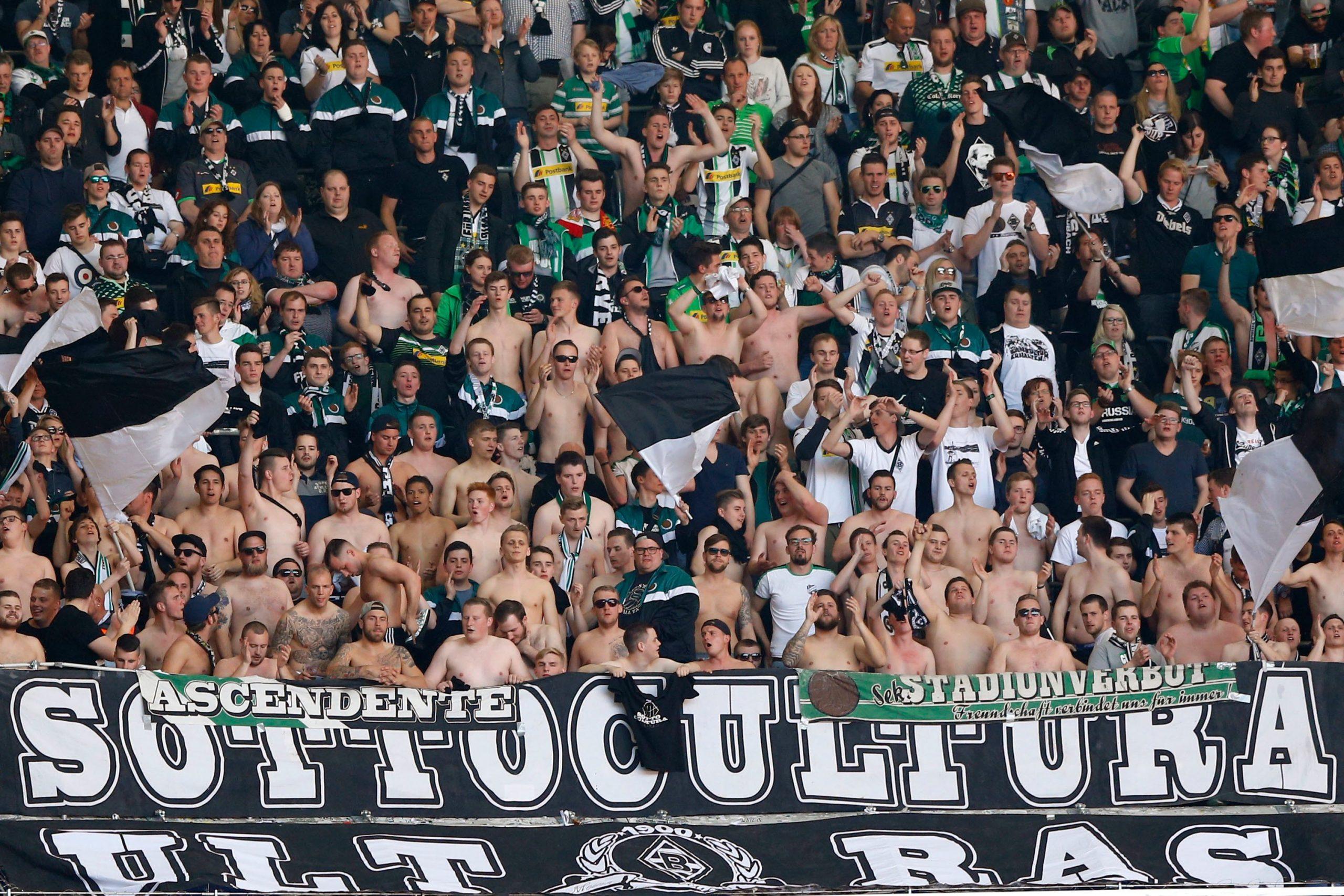 Отлична новина: Феновете се завръщат по стадионите в Германия 1