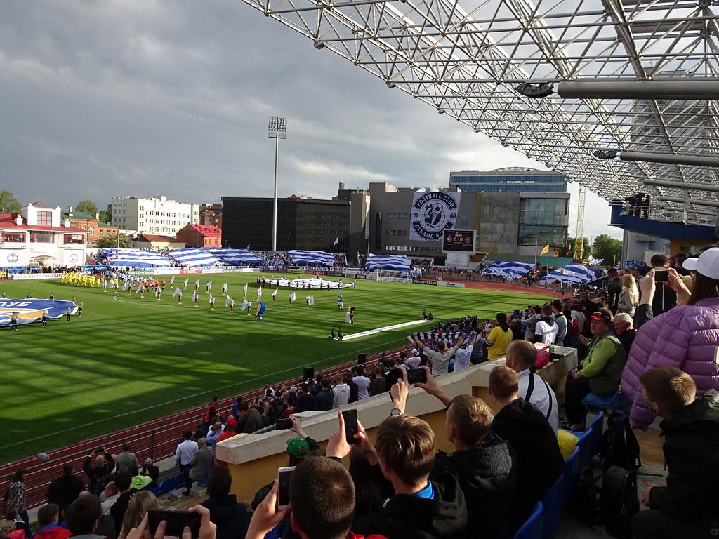 WinBet със залози за старта на първенството на Беларус 1