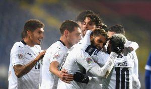 Италия финишира на първото място в своята група с победа в Босна