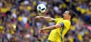 Златан отново ще облече националната фланелка на Швеция