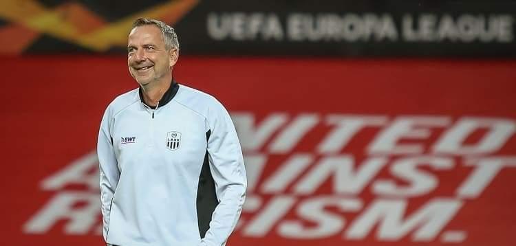 Треньорът на ЛАСК иска победа в последния мач в Лига Европа 1