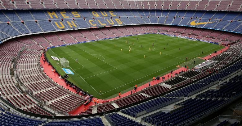 """Лапорта предложи нов стадион, вместо да се реновира """"Камп Ноу"""" 1"""