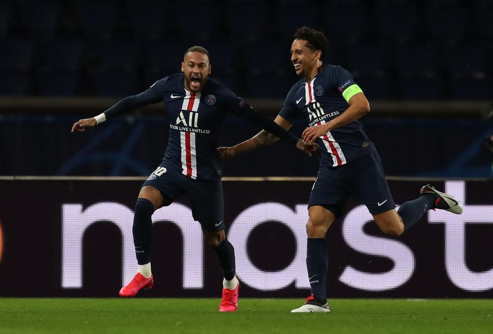 ПСЖ елиминира Борусия Дортмунд от Шампионска лига