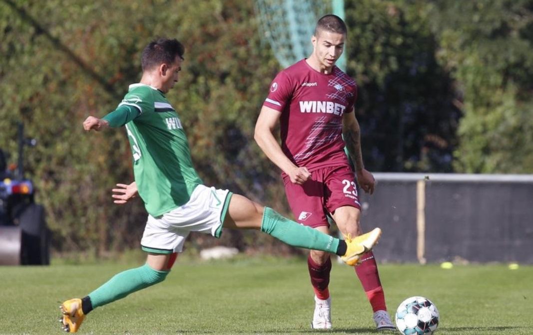 Септември (София) продължава победния си ход във Втора лига 1