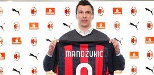 Официално: Трансферът на Манджукич в Милан е факт