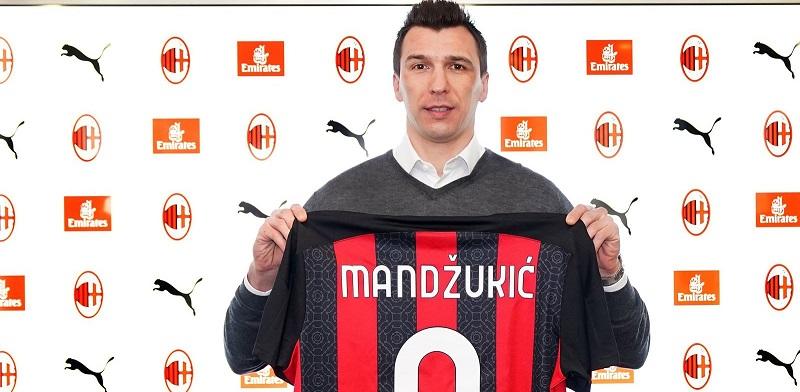 Официално: Трансферът на Манджукич в Милан е факт 1