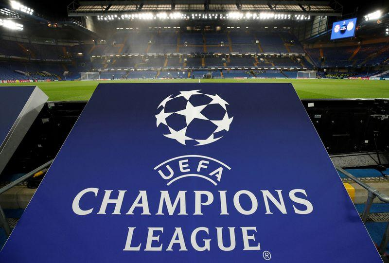 Класиране в групите на Шампионска лига след последните мачове 1