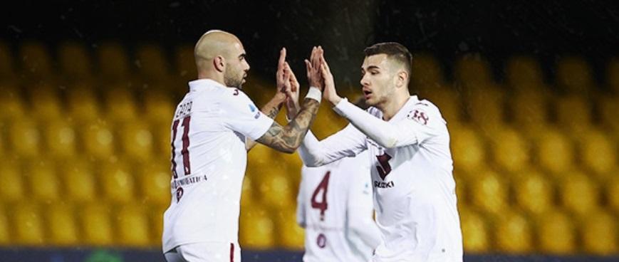 Гол в добавеното време донесе точка на Торино в мача с Беневенто 1